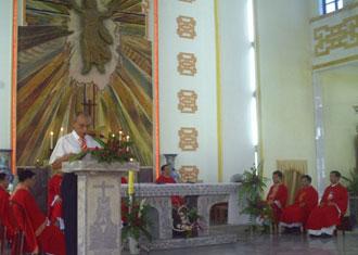 Buổi hội ngộ của quý chức và Giáo lý viên giáo hạt Vô Hốt